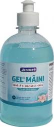 Gel de Maini Dezinfectant cu 71.4 Alcool 500ml Gel antibacterian