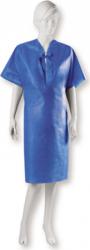 Halat pacient manici scurte material SMS marimea L - 10 buc Articole protectia muncii