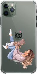Husa telefon Iphone 11 Pro Boy Mom Huse Telefoane