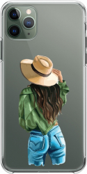 Husa telefon Iphone 11 Pro Country girl Huse Telefoane