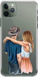 Husa telefon Iphone 11 Pro Cute couples Huse Telefoane