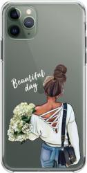 Husa telefon iPhone 11 Pro Max Have a Beautiful day Huse Telefoane