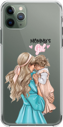 Husa telefon Iphone 11 Pro Max Mommys girl Huse Telefoane