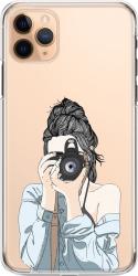 Husa telefon Iphone 11 Pro Max pentru iubitorii de fotografie Huse Telefoane
