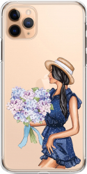 Husa telefon Iphone 11 Pro Max Spring flowers Huse Telefoane