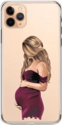 Husa telefon Iphone 11 Pro pentru viitoarele mamici Huse Telefoane
