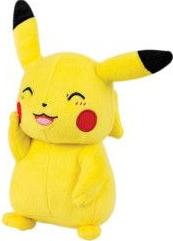 Jucarie plus Pokemon Pikachu- 26 cm