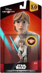 Figurina Disney Infinity 3.0 Star Wars Light Up Luke Skywalker Gaming Items