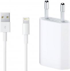 Incarcator compatibil Apple pentru iPhone 55s66s6+6s+77+88+XXsXs MaxXR cu cablu Apple lightning Incarcatoare Telefoane