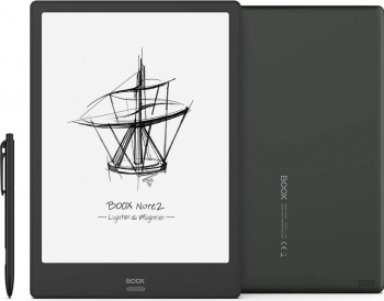 Tableta E-Ink Onyx Boox Note 2 10.3 227 dpi E-ink Octa-Core 4+64GB Amprenta Android 9 Negru