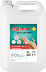 HEXISEPT Gel antibacterian pentru maini Biocid 5L Gel antibacterian