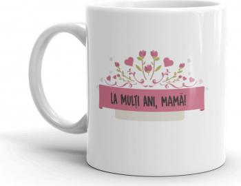Cana personalizata La multi ani mama Cadouri