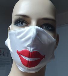 Masca de protectie pentru fata cu zimbet Masti chirurgicale si reutilizabile