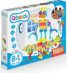Joc piese lego copii 3-6 ani Qboidz Robot Extraterestru
