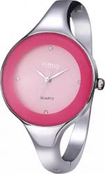 Ceas dama casual Kimio Luxury roz