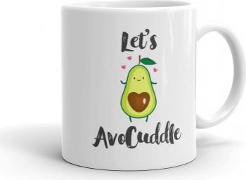 Cana personalizata AvoCuddle