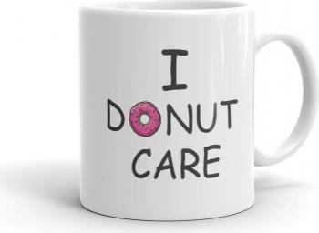 Cana personalizata I donut care