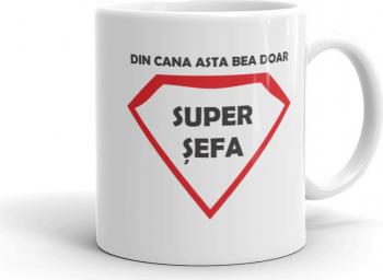 Cana personalizata Super Sefa