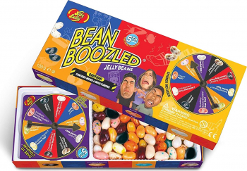 Bomboane Jelly Belly Bean Boozled Editia 5 Joc Ruleta 100 gr Jocuri de Societate