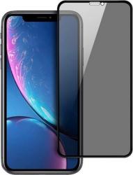 Folie de sticla 5D Apple iPhone 11 PRO MAX Privacy Glass Elegance Luxury folie securizata duritate 9H
