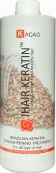 Tratament Keratina Cacao Intensiv 1000 ml + Cadou Sampon Clarifiant 250ml Ihair Keratin Masti, exfoliant, tonice