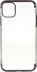 Husa de protectie pentru Iphone 11 Pro din silicon negru Gonga Huse Telefoane