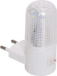 Lampa de veghe alimentare priza LED intrerupator ABS Corpuri de iluminat