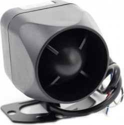 Sirena auto 12V cu acumulator incorporat 20W Motor Starter Alarme auto si Senzori de parcare