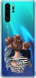 Husa telefon Huawei P30 Pro pentru mama de baieti