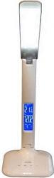 Lampa de birou Home LA 5 alarma termometru calendar ceas brat reglabil lumina calda si rece 5 W