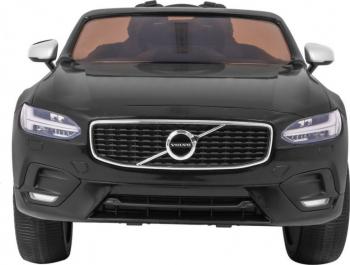 Masinuta electrica cu telecomanda Volvo S90 negru Masinute si vehicule pentru copii