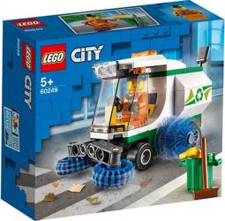 LEGO City Masina de maturat strada No. 60249 Lego