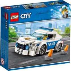 LEGO City Masina de politie pentru patrulare No. 60239 Lego