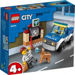 LEGO City Unitate de politie canina No. 60241 Lego