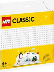 LEGO Classic Placa de baza alba No. 11010 Lego