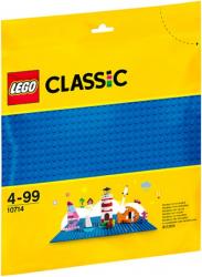 LEGO Classic Placa de baza albastra No. 10714 Lego