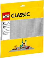LEGO Classic Placa de baza gri LEGO No. 10701 Lego