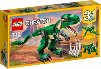 LEGO Creator Dinozauri puternici No. 31058 Lego