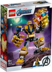 LEGO Marvel Super Heroes Robot Thanos No. 76141 Lego