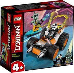 LEGO Ninjago Masina de viteza a lui Cole No. 71706 Lego