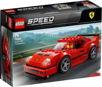 LEGO Speed Champions Ferrari F40 Competizione No. 75890 Lego