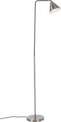 Lampadar Loft Structura otel 132 cm inaltime Auriu Corpuri de iluminat