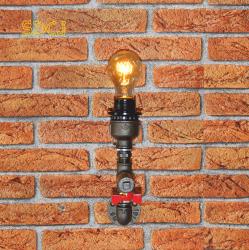 lampa aplica mica steampunkdesigncj lampa steampunk corp de iluminat Corpuri de iluminat