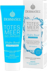 Masca gel hidro boost reumplere cu minerale acid hialuronic si vitamina E-Dermasel 50 ml Masti, exfoliant, tonice