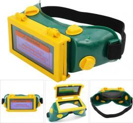 Ochelari sudor cu filtru automat LCD innegrire DIN 11 Accesorii Sudura
