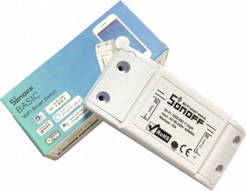 Releu wireless SONOFF Basic 1 canal
