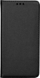 Husa Book Pocket Magnetic Lock Black pentru Huawei P30 Huse Telefoane