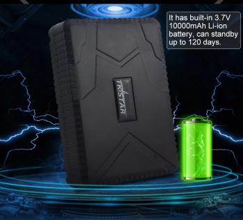 GPS Tracker TK915 3G Waterproof magnet puternic baterie 10000 mAh urmarire si localizare auto moto