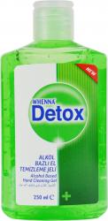 Gel Detox antibacterian si dezinfectant 250 ml Gel antibacterian