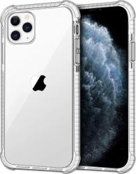 Husa Tpu Protectie Silicon Antisoc Iphone 11 Pro Max Transparent Huse Telefoane
